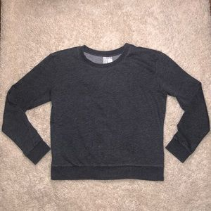 6/$20 H&M Divided size small grey sweatshirt